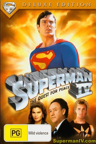 Superman IV: The Quest for Peace ซูเปอร์แมน IV: เดอะ เควสท์ ฟอร์ HD 1987