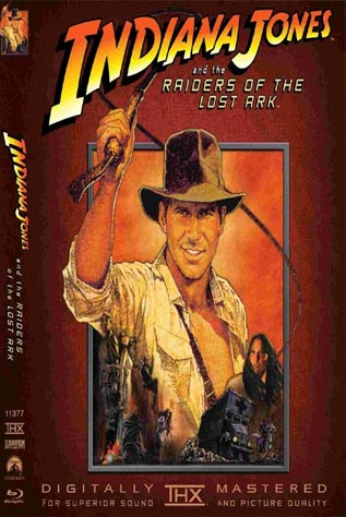 Indiana Jones 1 and the Raiders of the Lost Ark ขุมทรัพย์สุดขอบฟ้า HD 1981